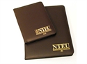 Picture of Correspondence Folder - Leather