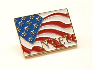 Picture of American Flag Lapel Pin