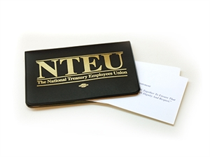 Picture of Business Card Holder - Vinyl