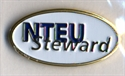 Picture of NTEU Steward Pin