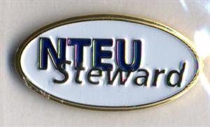 Picture of NTEU Steward Pin